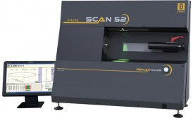 S-Scan 52 Optical Measuring Machine for Turned Parts