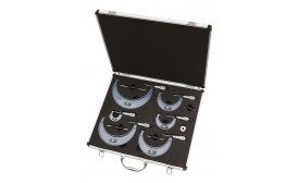 Moore & Wright Traditional Micrometers, Boxed Sets