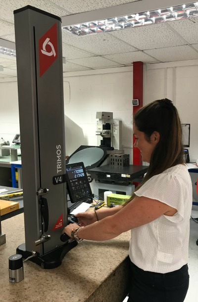 September 2018: CoMech on Track with Measurement Solutions for the Rail Industry from Bowers Group