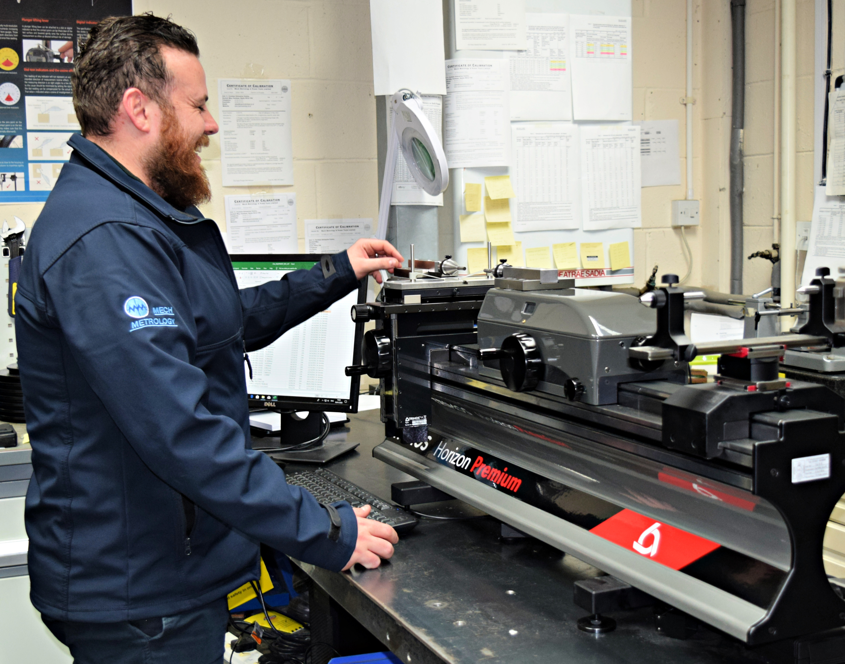 February 2020: MECH Metrology Improves Measurement Certainty by 50% with Trimos Horizon Premium