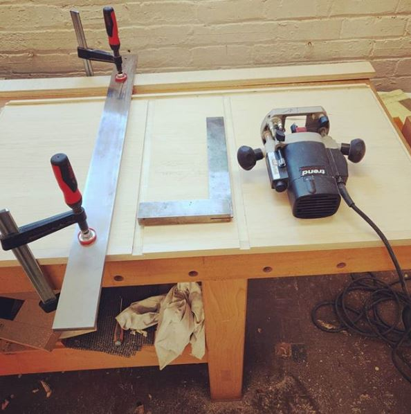 July 2019: Precision and Quality for Scottish Furniture Maker with Moore & Wright Tools
