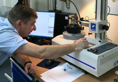 December 2017: Rotalink Ltd Ensures Concentricity of Precision Gears with ACCRETECH Rondcom