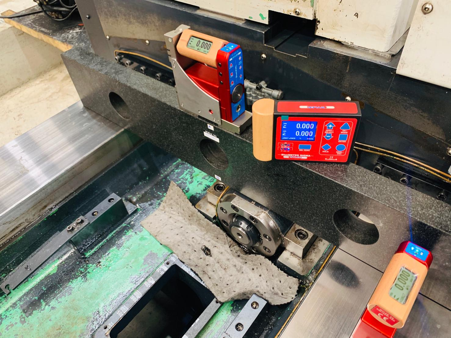 July 2020: WYLER Inclinometers Provide Socially Distanced Measurement Solution for Machinery Removals Company