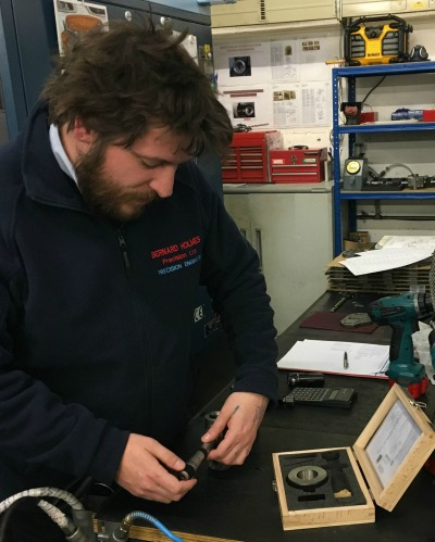 February 2018: Precision Engineers Reduce Reject Rates to Zero with Bowers Group's Bore Gauges