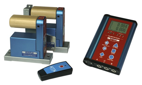 Jan 2012: The Engineering Technology Group: Advanced Levelling and Inclinometer System